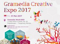 Gramedia Creative Expo - Gramedia World BSD, 1 - 31 Mei 2017