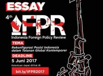 Indonesia Foreign Policy Review (IFPR) - Universitas Indonesia