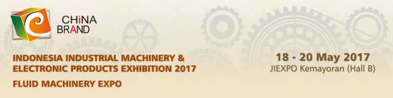 Indonesia Industrial Machinery and Electronic Product (IIME) - JIExpo Kemayoran, 18 - 20 Mei 2017