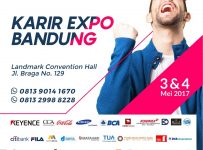 Karir Expo Bandung - Landmark Convention Hall, 3 - 4 Mei 2017