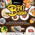 Kemang BBQ Party Cullinary Bazaar Chapter 17th - Jakarta, 1 - 4 Juni 2017