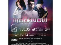Mellifluous - Trans Convention Centre Bandung, 13 Mei 2017