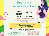 Moslem Summer Camp I How to be a Good Moslem Model - Ubud Cottages Malang, 8 Juni 2017