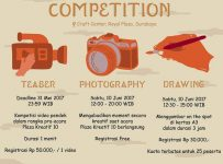 "Plaza Kreatif 10 ""Ardatara"" Competition - Craft Center Royal Plaza Surabaya"
