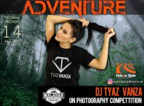 The Wild Adventure Photography Competition - Coban Rondo Malang, 14 Mei 2017