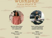 "Workshop Plaza Kreatif 10 ""Ardatara"" - Royal Plaza Surabaya, 10 - 11 Juni 2017"