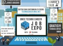 BNCC Techno Career - Kampus Anggrek Binus University, 13 - 14 Juni 2017