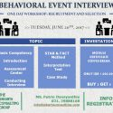 Behavioral Event Interview in Assessment Center Workshop - DBS Bank Tower Jakarta, 20 Juni 2017