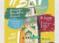 Brawijaya Ramadhan Festival 'One Blissful Night in Cassablanca' - Malang, 8 Juni 2017