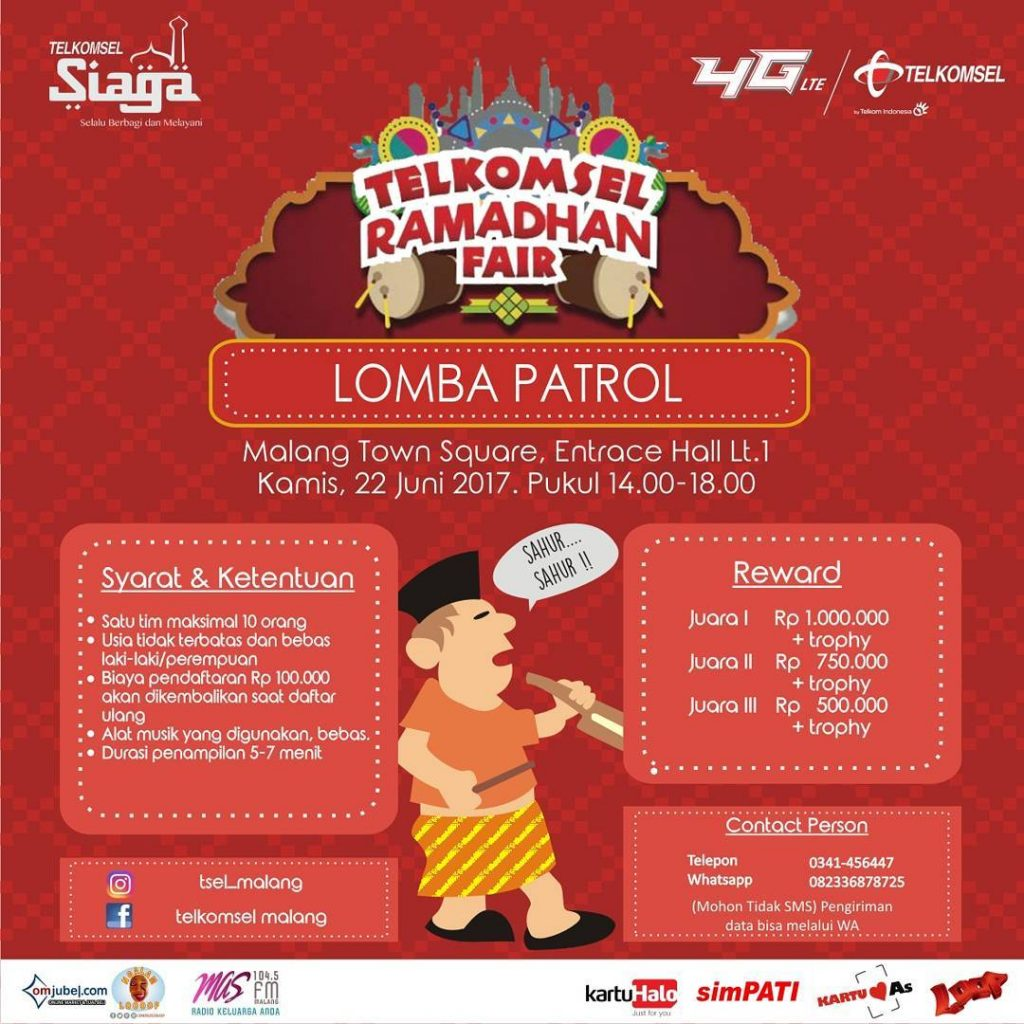 Event List Add Pulsa Telkomsel Data Rp 100000 Posted