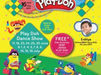 Holiday with Play-Doh - Mal Artha Gading Jakarta, 16 Juni - 16 Juli 2017