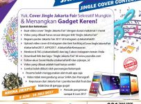 Jakarta Fair Jingle Cover Contest, Periode s/d 8 Juni 2017