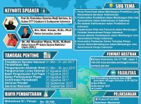 National Conferrence of Teacher Training and Education Faculty - Gedung Soetardjo UNEJ, 2 - 3 September 2017