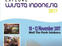 Solo Explore Wisata Indonesia - The Park Mall Solo Baru, 10 - 12 November 2017