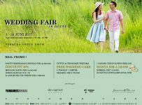 Wedding Fair In House - Yohannes Bridal Gallery Jakarta, 1 - 30 Juni 2017