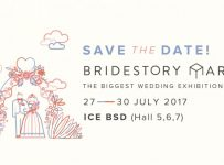 Bridestory Market - Indonesia Convention Exhibition, 27-30 Juli 2017