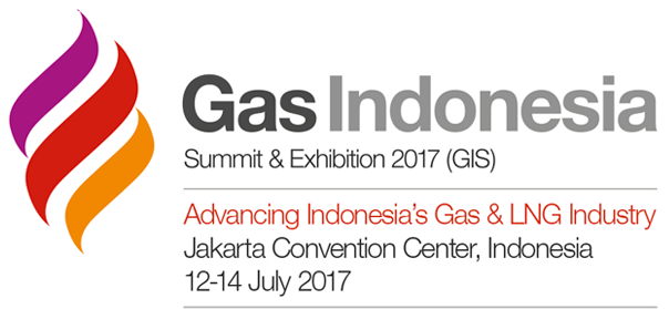 Gas Indonesia Summit & Exhibition - Jakarta Convention Center (JCC), 12-14 Juli 2017