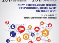 IndoSecurity IndoFirex Expo & Forum - Jakarta Convention Center (JCC), 12-14 Juli 2017