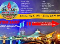 Jakarta Amateur Radio Fair - Ancol Beach City, 15-16 Juli 2017