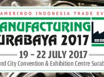 Manufacturing Surabaya - Grand City Convention & Exhibition Centre, 19-22 Juli 2017