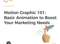 Motion Graphic 1O1 Basic Animation to Boost Your Marketing Needs - CO&CO Space Bandung, 15 Juli 2017