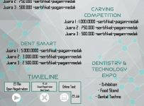 National Scientific Dental Project (NSDP) 2017 - FKG UNPAD