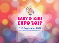 Pameran 19th Baby and Kids Expo - Graha Manggala Siliwangi Bandung, 7-10 September 2017Pameran 19th Baby and Kids Expo - Graha Manggala Siliwangi Bandung, 7-10 September 2017