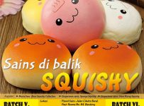Sains di Balik Squishy - Planet Sains Bandung, 2 & 9 September 2017