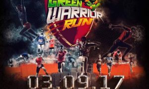 Serpong Green Warrior Run - Summarecon Mal Serpong, 3 September 2017