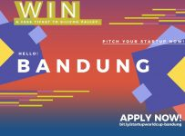 Startup World Cup Roadshow: Bandung Chapter - Eduplex Dago, 18-19 Juli 2017