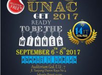 UKRIDA National Accounting Challenge (UNAC), 6-8 September 2017