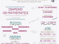 2nd Sebelas Maret Mathematics Competition