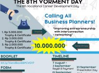 Business Plan UI : The 8th Vorment Day