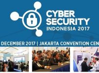 Cyber Security Indonesia - Jakarta Convention Center, 6-7 Desember 2017