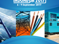 Electric, Power & Renewable Energy Indonesia - JIExpo Kemayoran, 6-9 September 2017
