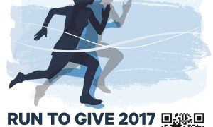 Run to Give - Sheraton Mustika Yogyakarta, 24 September 2017