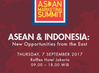 ASEAN Marketing Summit - The Raffles Jakarta, 7 September 2017