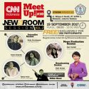 "CNN Indonesia MeetUp #10 ""Newsroom Session Vol 2"" - STIKOM InterStudi, 19 September 2017"