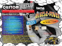 Indonesia Diecast Expo 2017 - Custom Competition