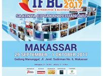 Info Franchise & Business Concept (IFBC) - Gedung Manunggal Makassar, 29 Sep-1 Okt 2017