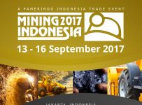 Mining Indonesia - Jakarta International Expo (JIExpo), 13-16 September 2017