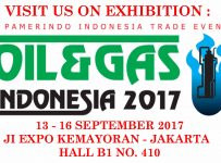 Oil & Gas Indonesia - Jakarta International Expo, 13-16 September 2017