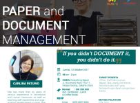 Paper & Document Management - HUB2U Coworking Space, 13 Oktober 2017
