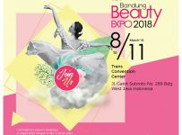 The 4th Bandung Beauty Expo - Trans Convention Centre, 8-11 Maret 2018