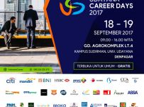 Udayana Career Days - Bali, 18-19 September 2017