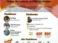 Urban Resistance and Reconciliation - Universitas Sebelas Maret, 20-22 Oktober 2017
