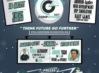 Computing Atmosphere - Gedung A President University, 14-15 November 20171