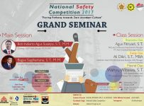 Grand Seminar National Safety Competition - University Club UGM, 5 November 2017