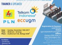 Job Skill Training - Auditorium Fakultas Biologi UGM, 19 November 2017