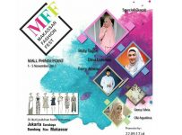 Makassar Fashion Fest - Mall Phinisi Point, 1-5 November 2017